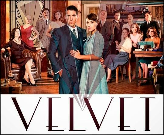 Velvet (Serie de TV) - POSTER