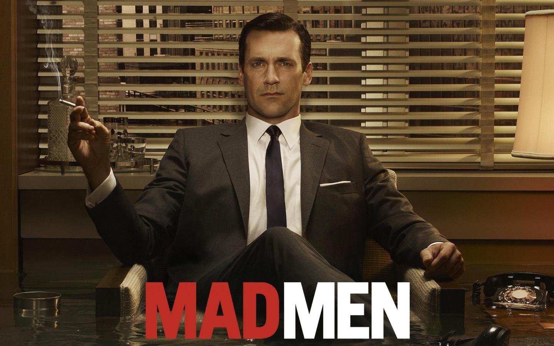 Serie Mad Man