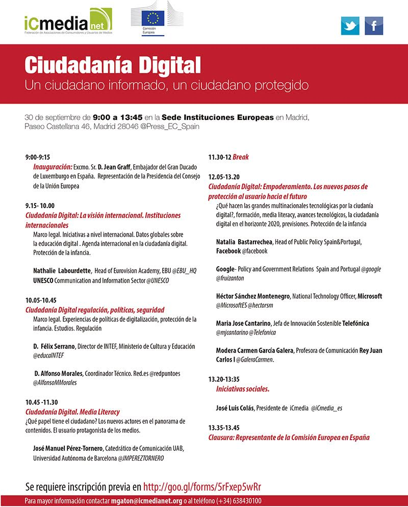 Digital Citizenship: An informed, empowered citizen, a protected ...